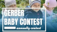 Everything about the Gerber baby contest.