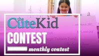 About the Cute Kid contest and reviews.