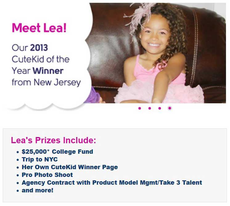 Reviews: The Cute Kid Contest - Is the Contest a Scam or Legit?