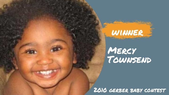 2011 Gerber Baby: Mercy Townsend