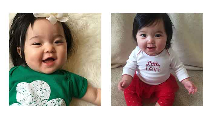 Gerber baby photo contest 2015 winner Isla