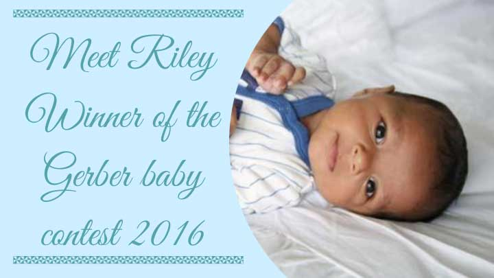 2017 Gerber Baby: Riley Shines